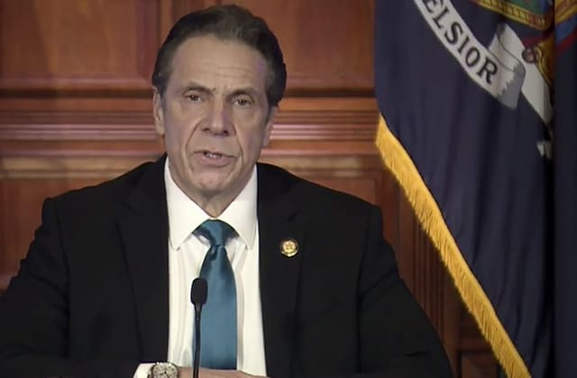 Cuomo asks AG to pick harassment investigator