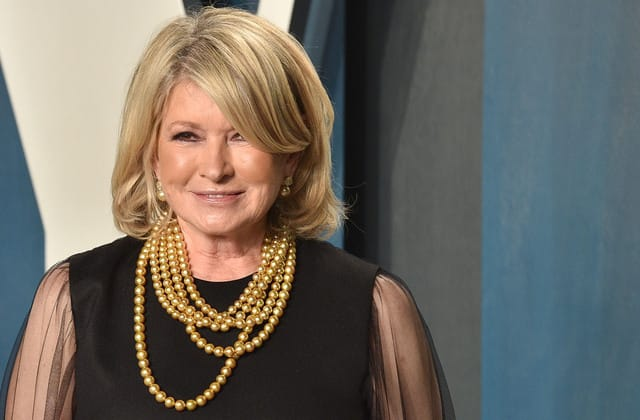 Martha Stewart: #MeToo has been 'painful for me'
