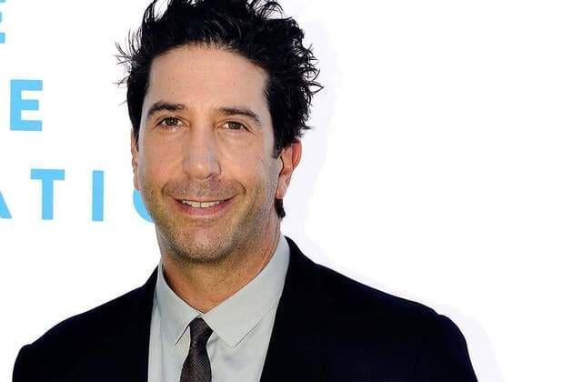 David Schwimmer says the 'Friends' reunion is 'finally' taping