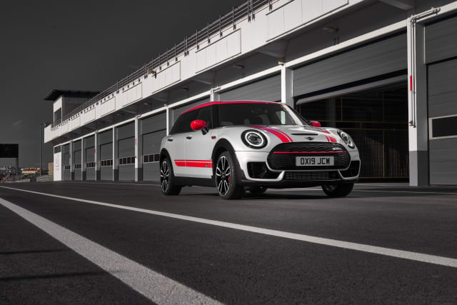 Mini Unveils Updated John Cooper Works Clubman And Countryman Aol