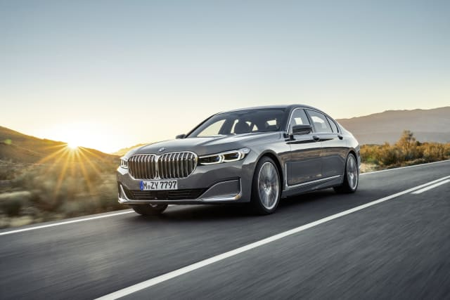 First Drive The Bmw 7 Series Is A Luxury Limousine With A Driver