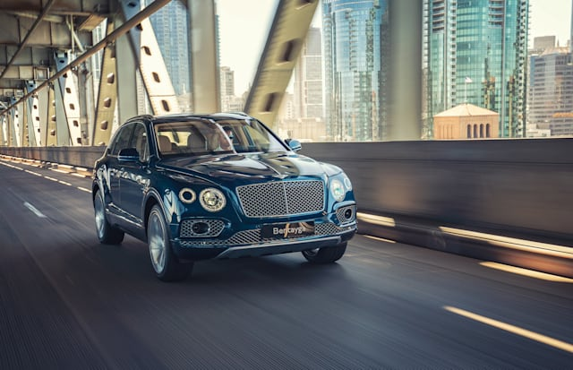 2019 Bentley Bentayga Plug-in Hybrid: Design, Powertrain >> First Drive The Bentley Bentayga Hybrid Electrifies The