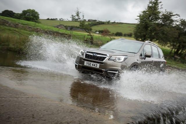 UK Drive: Subaru's Outback is a no-nonsense off-road estate