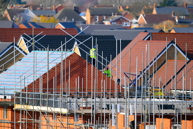 fc435e8aef41 Rise in number of new build homes completed in Scotland last year - AOL