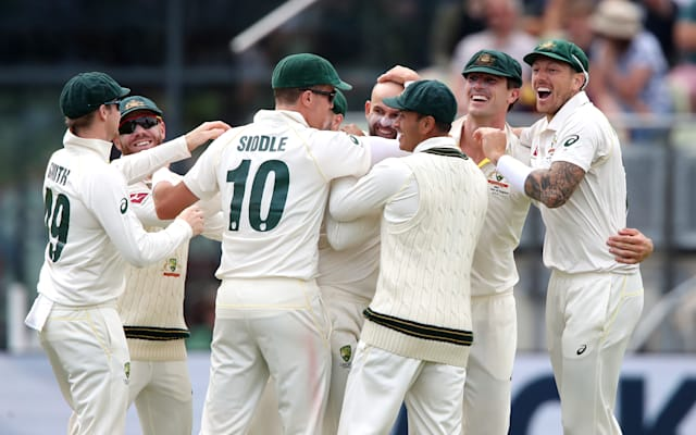 Day five of the Ashes – England's Edgbaston run ended by Australia - AOL
