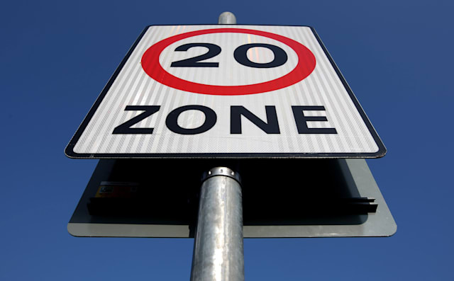 New 20mph speed limit for central London roads given go