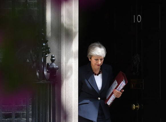 Theresa May to chair Cobra meeting after British-flagged oil tanker seizure