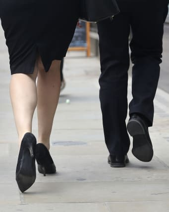 Increase in workplace sex discrimination claims, study