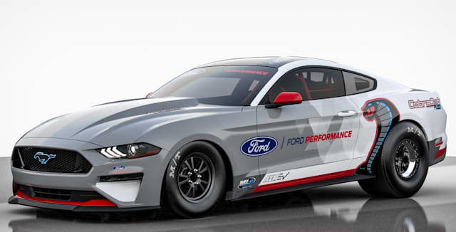 Ford EMustang