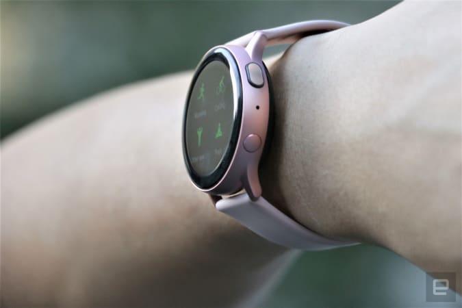 Samsung Galaxy Watch Active 2.