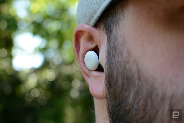 Pixel Buds review
