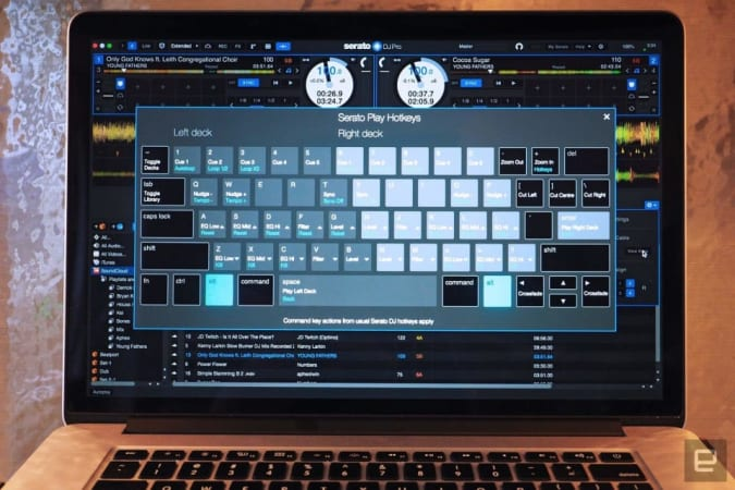 Play expansion pack keyboard controls