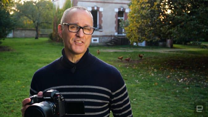 Panasonic GH5s mirrorless camera for 4K video IRL