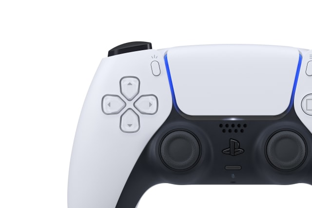 Sony's DualSense controller for PlayStation 5