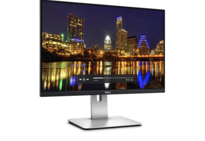 Dell UltraSharp U2415 monitor
