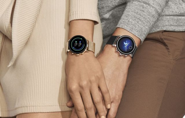 The Movado Connect 2.0 smartwatch.
