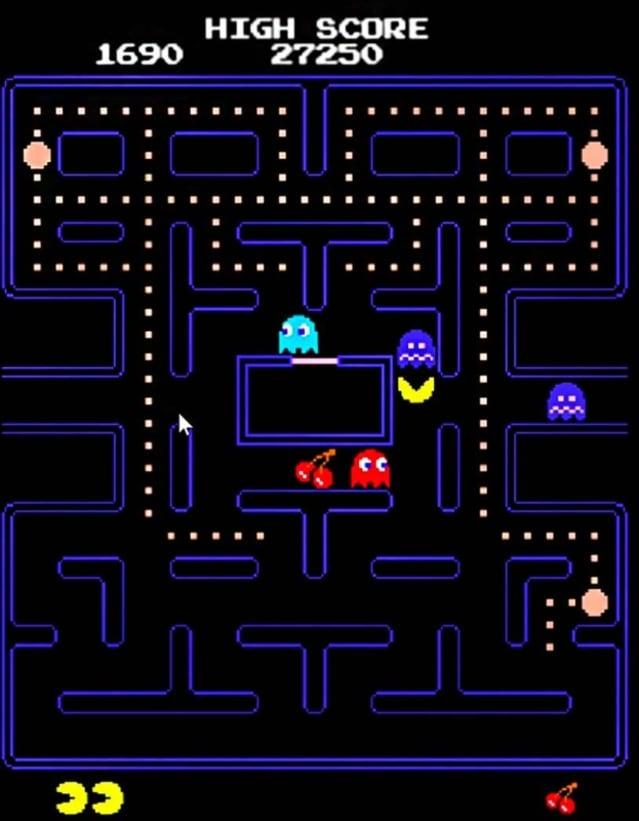 Pac-Man Live Studio - Classic Mode