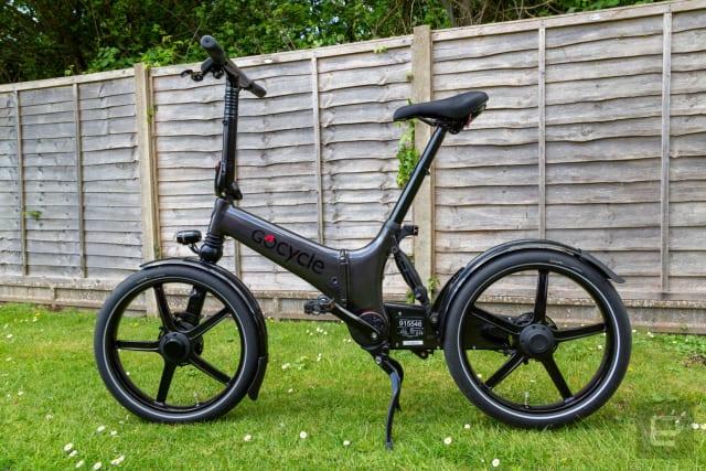 Gocycle GXi