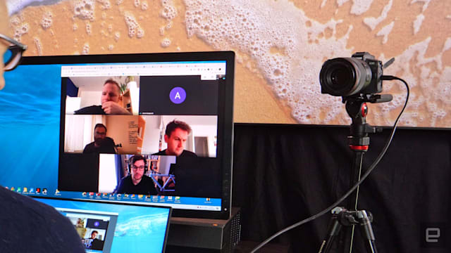 How to use your mirrorless or DSLR camera as a Zoom webcam
