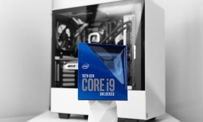Intel Core i9 10th-gen