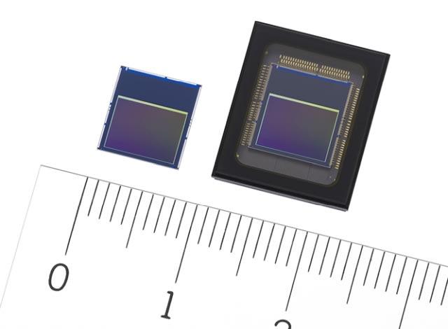 Sony AI camera sensor