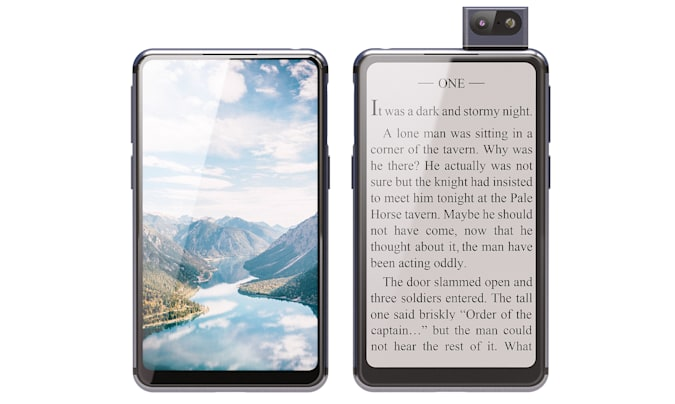 OneDevice concept phone.