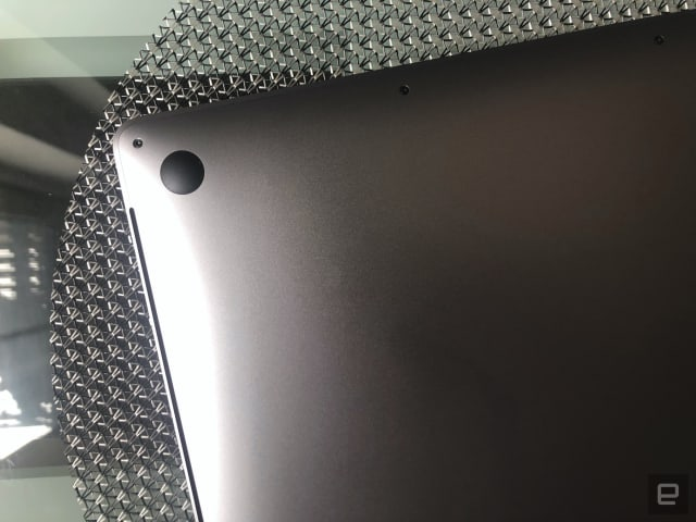 Apple's 13-inch MacBook Pro.