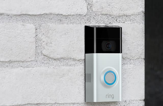 Video doorbell (second generation)