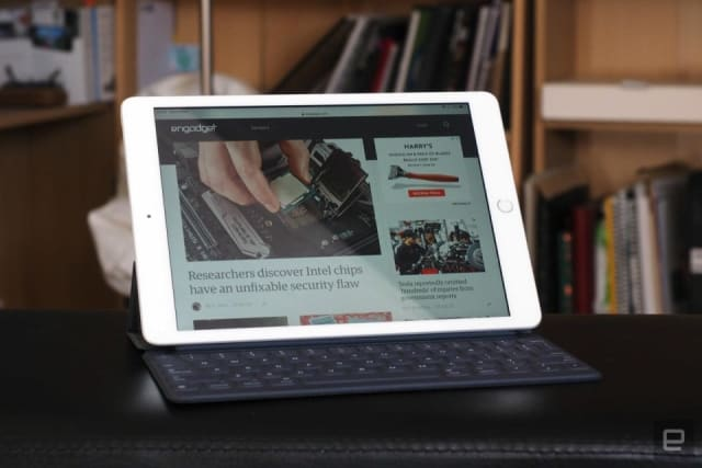 iPad and Folio Keyboard
