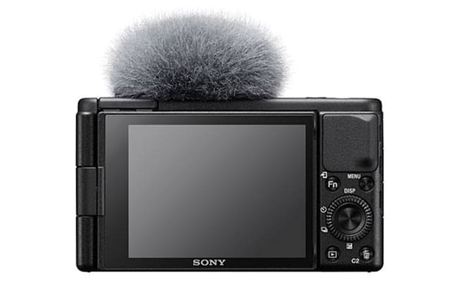 Sony ZV-1 compact vlogging camera