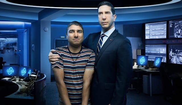 Intelligence, starring David Schwimmer and Nick Mohammed