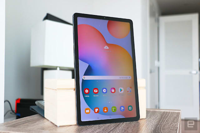 Galaxy Tab S6 Lite review