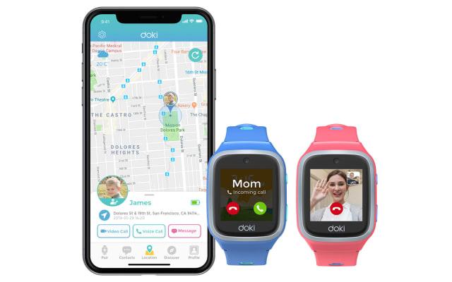 DokiPal and Doki companion app