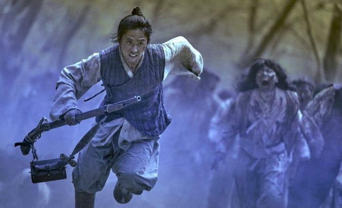 Kim Seong-kyu in 'Kingdom'