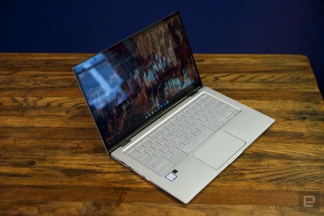 华硕Chromebook Flip C434