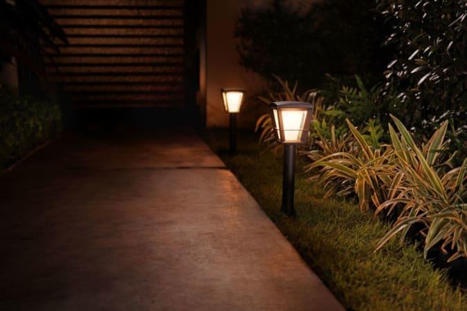 Philips Hue Outdoor smart lights