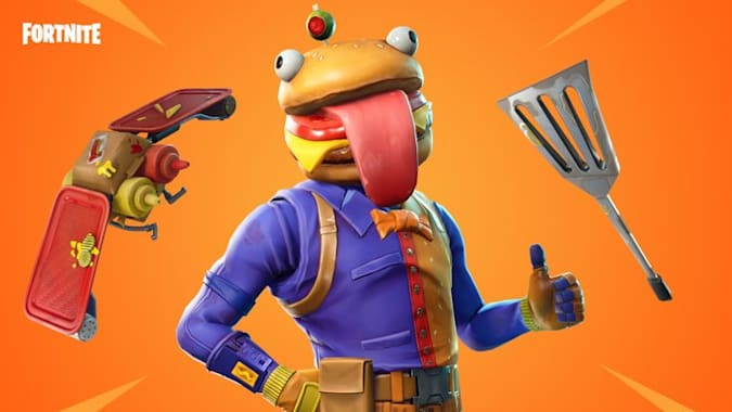 Beef Boss outfit in Fortnite