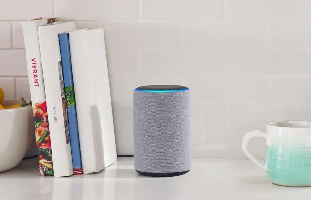 Amazon Echo Plus (second-generation)