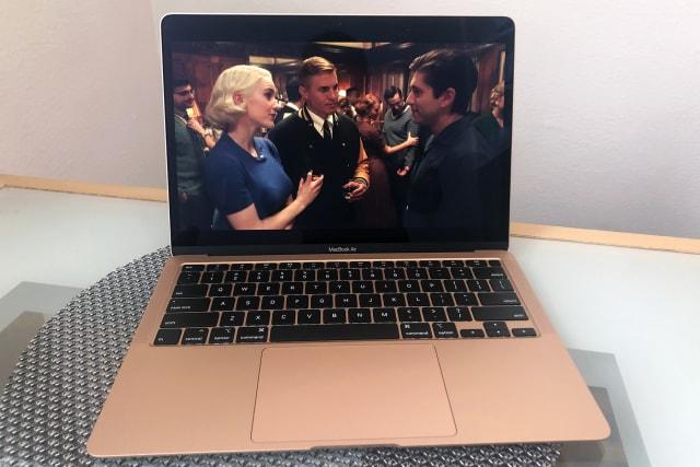 5G Wireless Technology - Apple MacBook Air