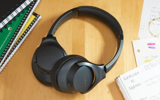 ANC headphones