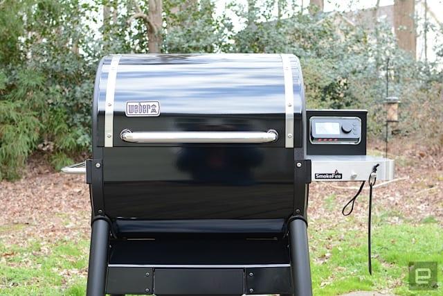 Weber SmokeFire grills