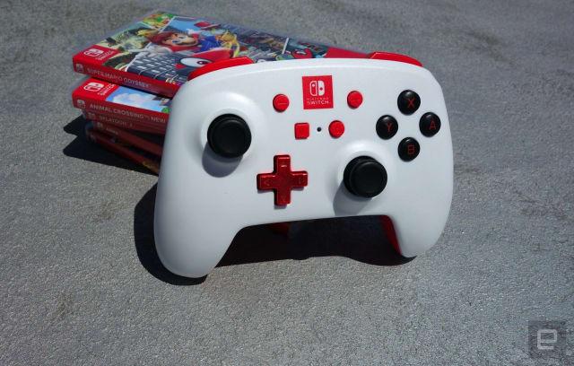PowerA Nintendo Switch Pro Controller