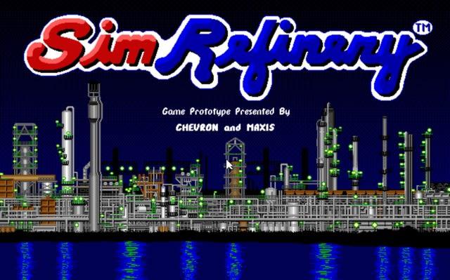 sim refinery