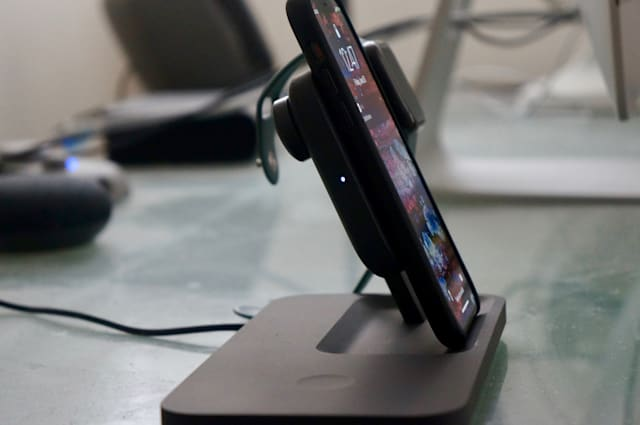 Logitech Powered 3-in-1 wireless charging dock
