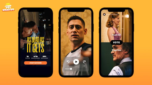 La app Whatifi convierte el vídeo móvil en una fiesta