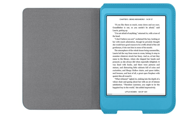 Kobo announces the Nia, a $100 lightweight e-reader