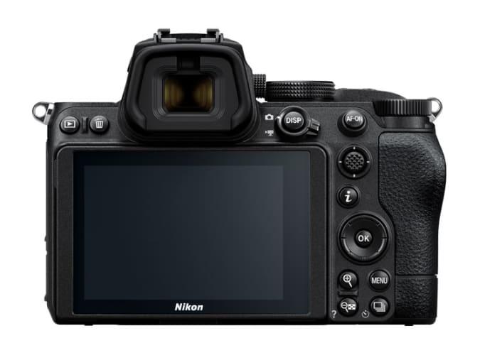 Nikon Z5 full-frame mirrorless camera