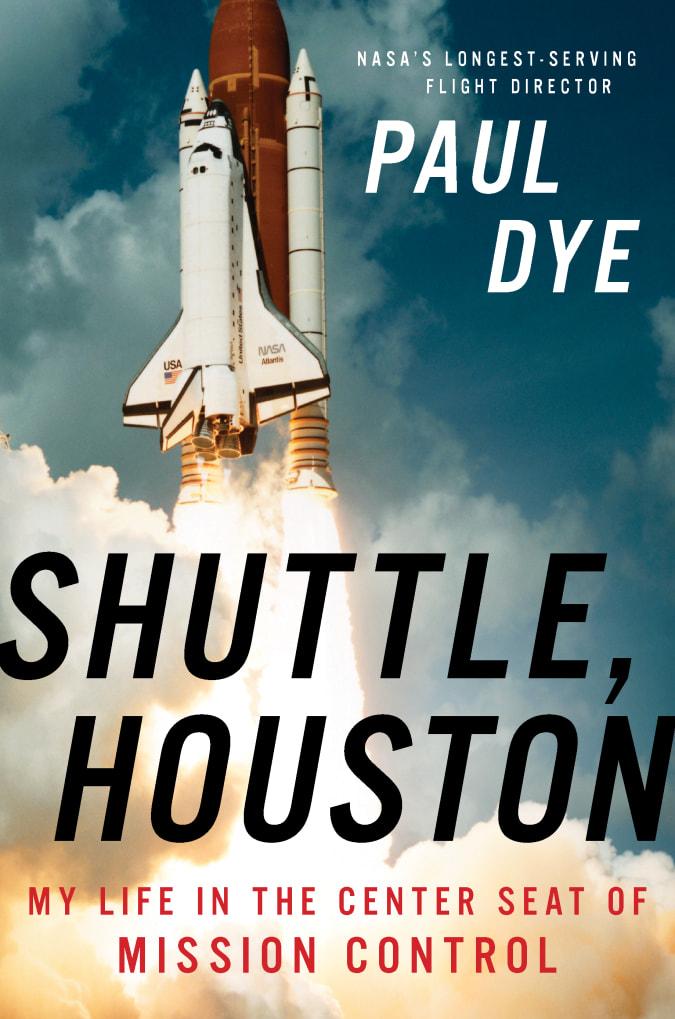 Shuttle, Houston Cover