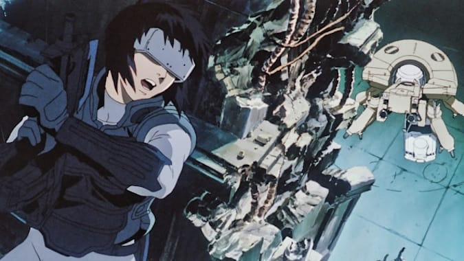 'Ghost in the Shell' 4K