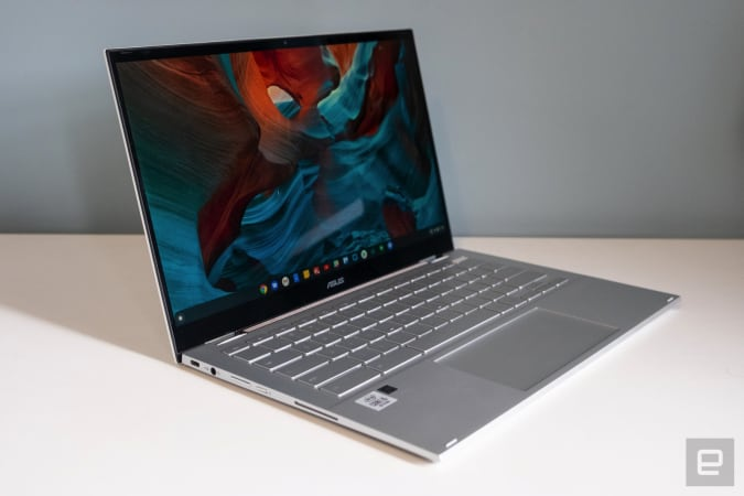 Asus Chromebook Flip A436